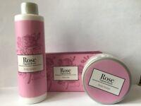 Rose Body Care Set