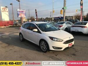 2015 Ford Focus SE | CAR LOANS FOR ALL CREDIT