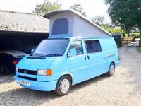 VW T4 TRANSPORTER Campervan LWB Diesel 1991 2370 (cc) Camper