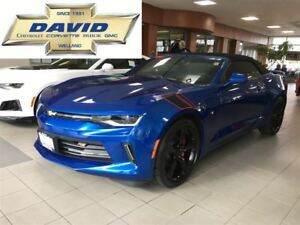 2017 Chevrolet Camaro 1LT RS CONVERTIBLE/20in W/ REMOTE START/ R