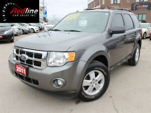 2011 Ford Escape XLT V6 4WD Leather-SYNC Bluetooth