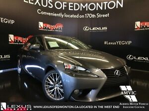 2014 Lexus IS 250 4dr Sdn AWD