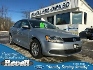 2014 Volkswagen Jetta Trendline Plus *Heated Seats  Great Mileag