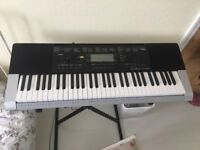 Casio Keyboard CTK-4400 with stand