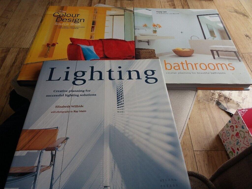 Interior design books in tingley west yorkshire gumtree