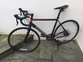 Cboardman road comp disc 53cm men's road bike
