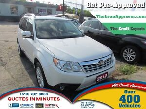 2012 Subaru Forester 2.5X * AWD * POWER ROOF