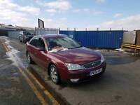 2004 FORD MONDEO TDCI LONG MOT RUNS DRIVES WELL BARGAIN DRIVE AWAY