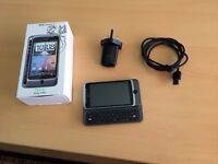 HTC Desire Z Mobile Phone with 8gb SD card locked to Vodafone