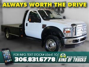 2009 Ford F-550 Super Duty Drw XLT Engine Has Blow-By! Selling a