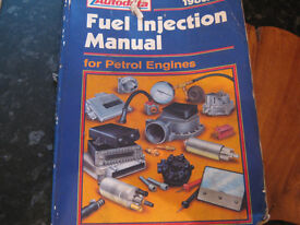 AUTODATA FUEL INJECTION MANUAL 1989-90