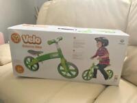 Balance bike Y Velo Junior 3+