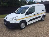 Peugeot partner 1.6 hdi van 2010 side door no vat
