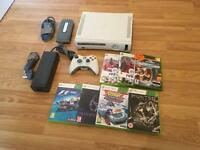 60gb Xbox 360 CONSOLE with 7 GAMES £35 no offers