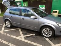 5 seats, Silver, VAUXHALL ASTRA 1.6 SXI (Low Mileage)