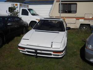1989 Honda Prelude - parts car only