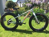 On-One Fat bike - Planet X Fatty