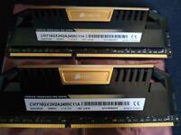 16 gb 2400Mhz DDR3 memory