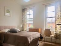 Great Bright and Big Double Room to Rent Available in West Kensington 5 Minutes Walking from Tube
