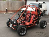 GS Moon Buggy Road Legal Quad 1000cc GSXR