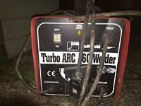 Wolf welder turbo ark 160