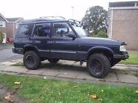 Land Rover 300TDI