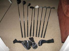 MacGregor DX Plus Ladies/Teenagers Golf Clubs & Bag