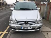 Mercedes viano 2.2 CDI Blue Ambiente compact MPV
