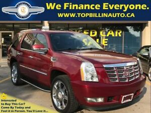 2010 Cadillac Escalade DUAL DVD, BLIND ASSIST, Backup Camera, CH