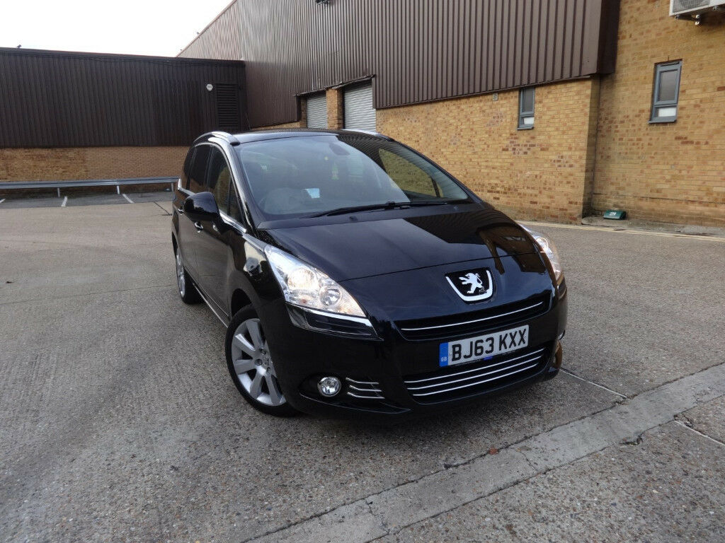 Peugeot 5008 E-HDi Allure Semi-Automatic Diesel 0% FINANCE AVAILABLE ...