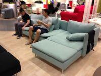 Ikea soderhamn L-shaped sofa