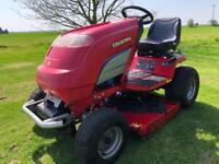 NOW SOLD Countax 4TRAC 4WD CTX Ride On Mulching Lawn Mower 18HP Honda