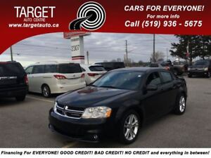 2013 Dodge Avenger SXT, 4 Cyl, Drives Great and More !!!