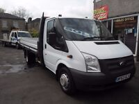 2013 ford transit 125 t350 13 foot pick up
