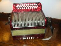 ADG hohner corona 111 probably dating to 70's