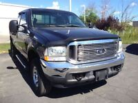 2004 Ford F-250 SUPER DUTY XLT DIESEL, AUTO, POWER GROUP, SIDE P