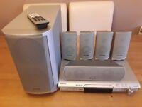 Panasonic DVD HOME THEATRE SOUND SYSTEM - SA-HT530