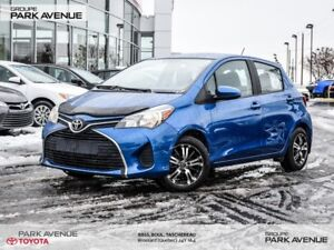 2015 Toyota Yaris CRUISE CONTROL+BLUETOOTH+USB+AUX