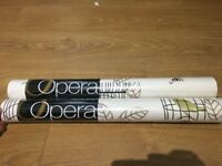 2 roles of Opera Design Wall Paper