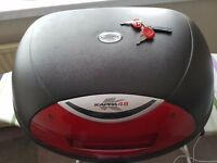 KAPPA 48L TOPBOX LUGGAGE MINT CONDITION. SAME AS GIVI
