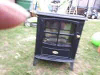 Electric fire £10
