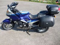 1993 Yamaha FJ1200 3XW ABS Blue & Silver Tourer with Complete Full Hard Luggage and Lots Of Extras