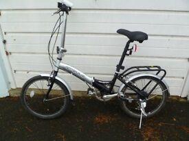 Apollo Transition Folding Bicycle