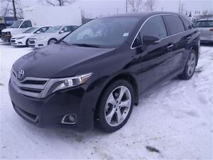2014 Toyota Venza Limited|Leather|Remote Start|Camera
