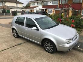 VW GOLF 2002 PETROL GTI TURBO 1.8t 20v