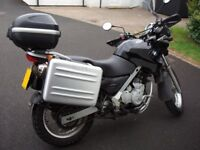 Black f650gs in very good condition, some service history £2000