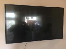 42 INCH LED BUSH TV