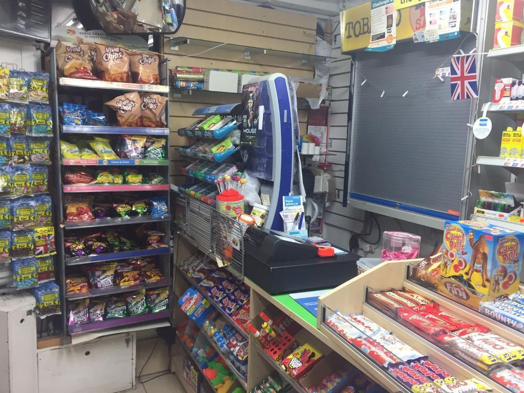 Newsagent/shop for sale warrington