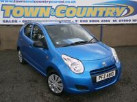 ***Sep 2013 Suzuki Alto SZ **ZERO ROAD TAX**ONE OWNER**( 107 aygo c1 i10 i20 fiesta clio corsa )