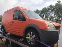 Ford transit connect diesel 2004